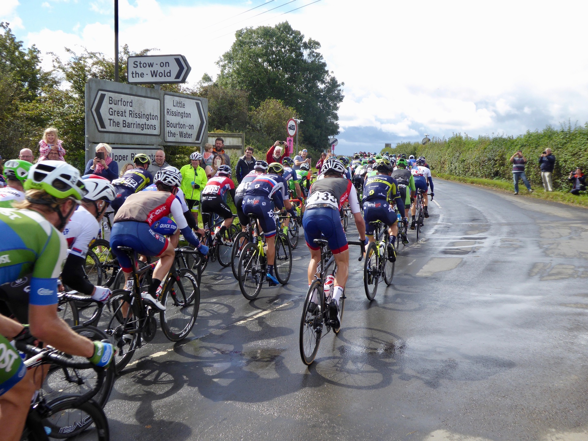 9 September 2017 – Tour of Britain