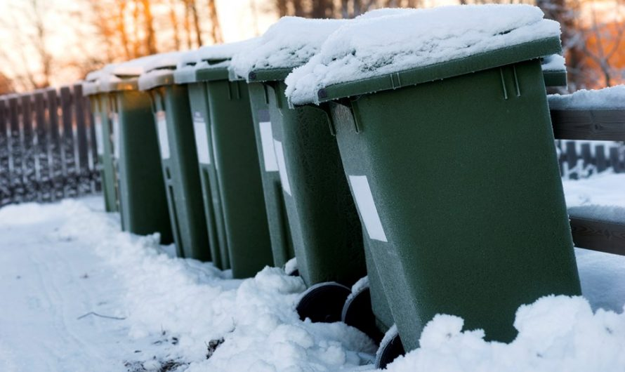 Waste Collection over Christmas & New Year